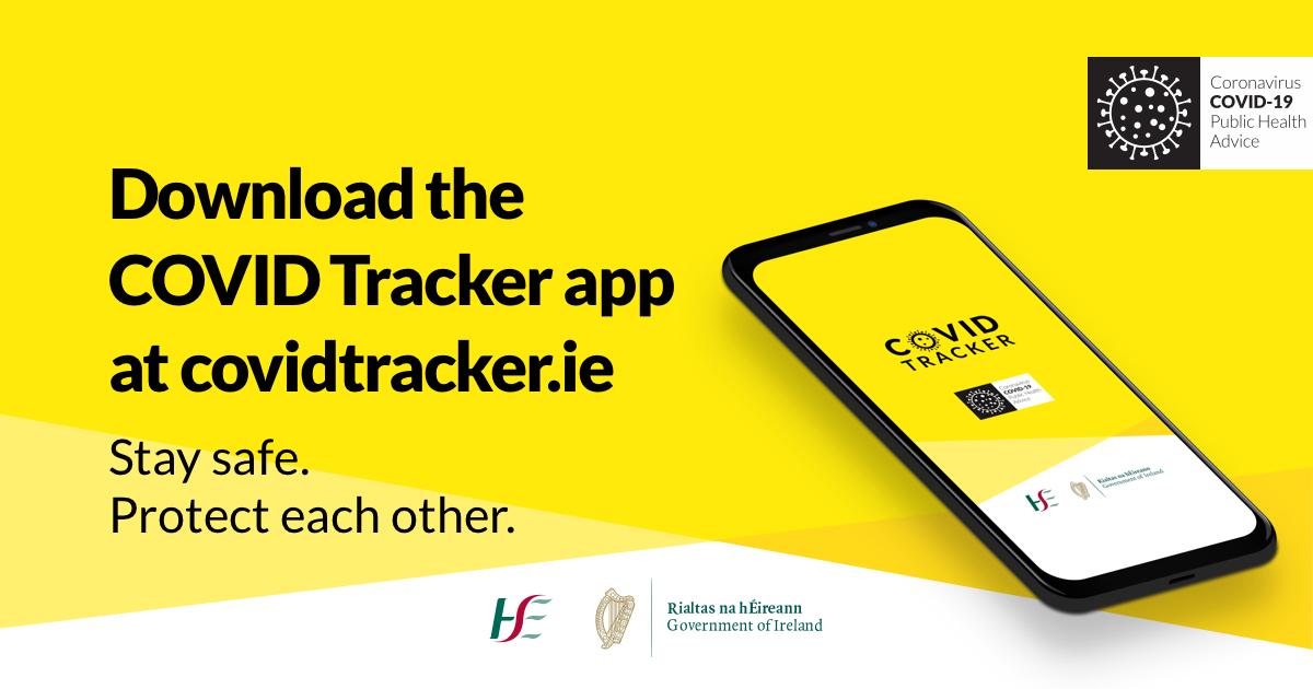 Data Protection Information Notice COVID Tracker App